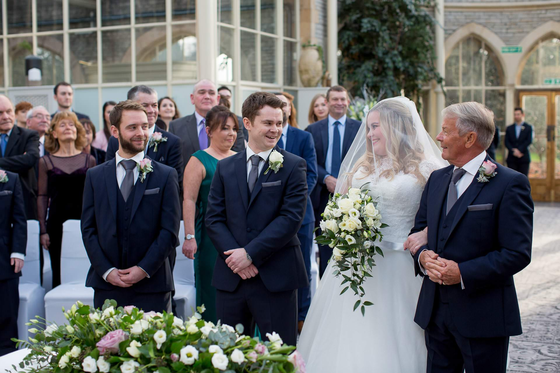 winter wedding tortworth court 08