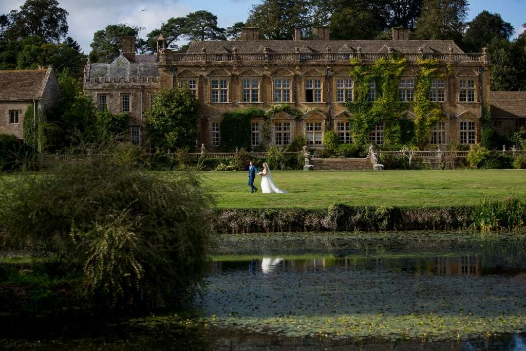 brympton house wedding somerset