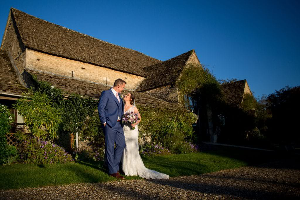 great tythe barn tetbury wedding