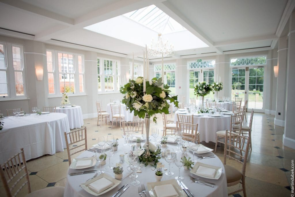 Rockbeare manor wedding venue