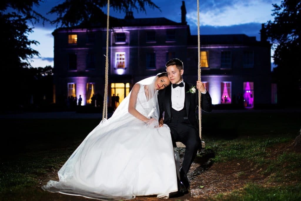 eastington park wedding photography