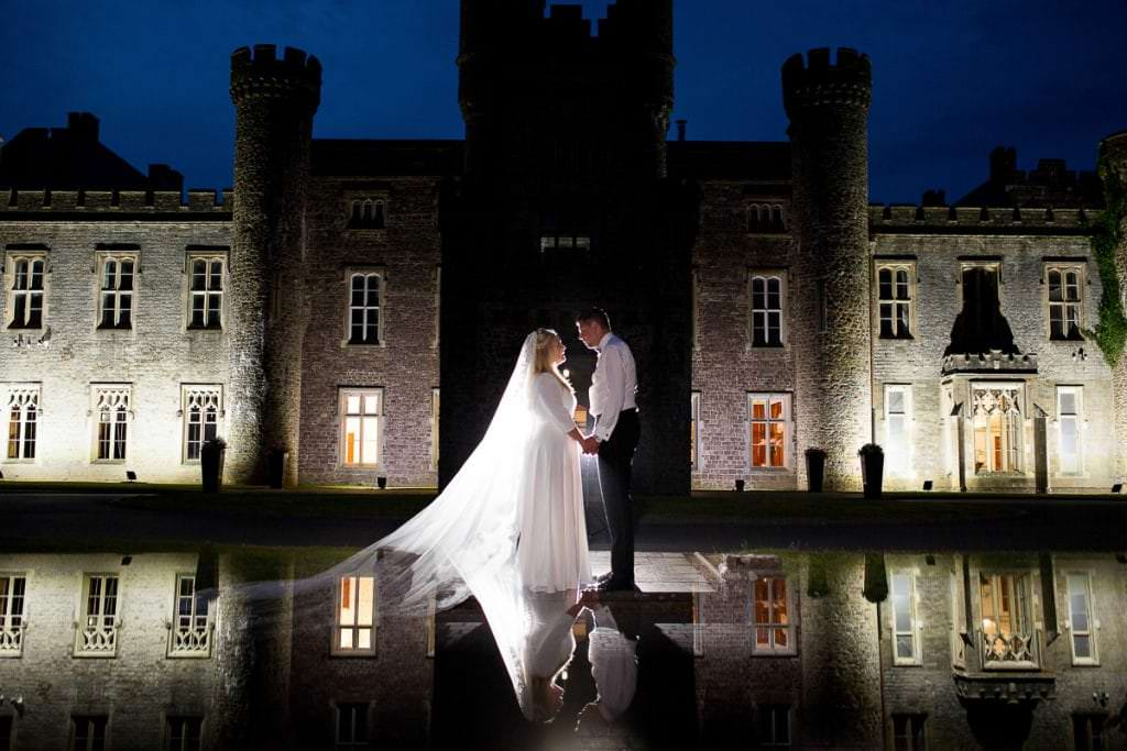 hensol castle wedding photos