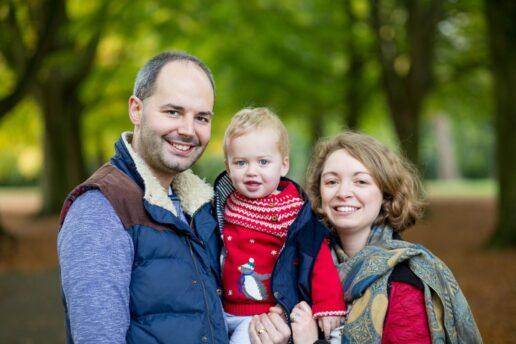 bristol family photo session