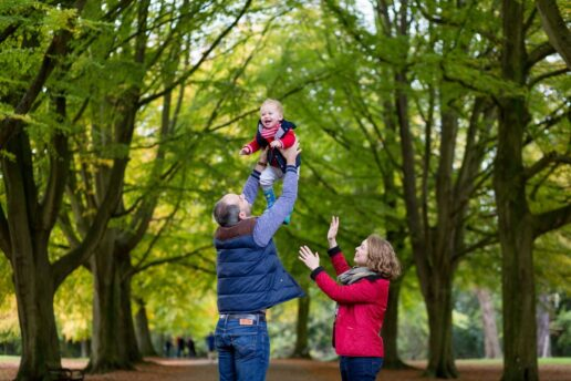 BRISTOL FAMILY PHOTO SESSIONS IN AUTUMN