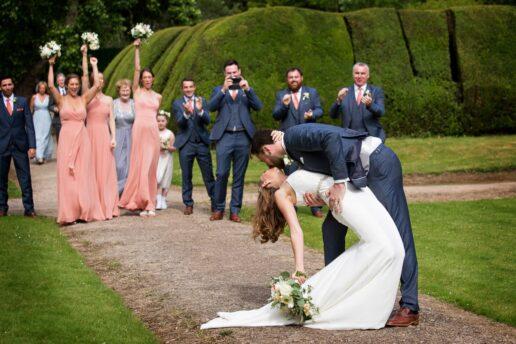 thornbury castle wedding photography