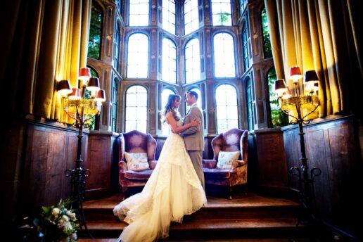 thornbury castle wedding photographer 16 uai