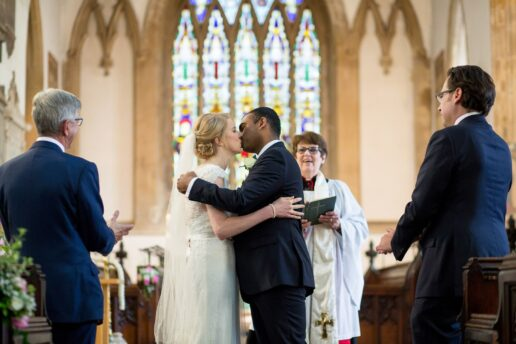 st marcy church thornbury wedding
